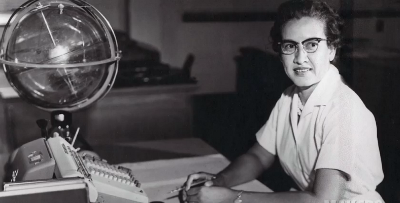 NASA research mathematician Katherine Johnson. Credit: NASA