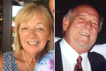Linda and her late husband, Kenneson