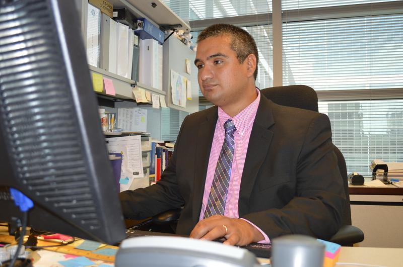 EBSA Investigator Manuel Moreno