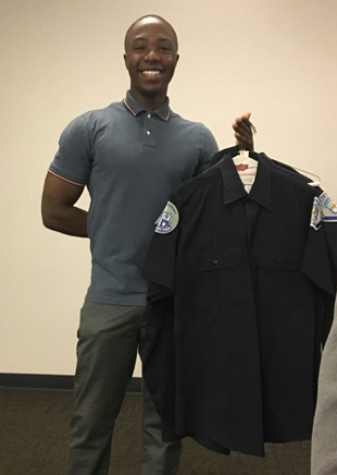 Jason Jones is pursuing a career in health care thanks to an EMT apprenticeship.