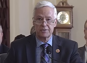 Assistant Secretary Michaud testifies.