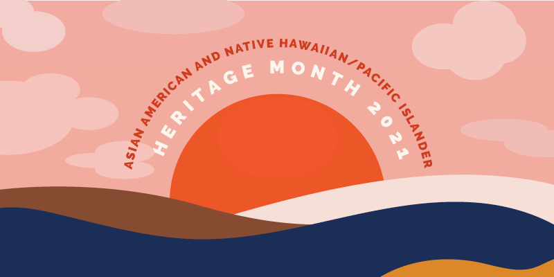 asian american heritage month graphic