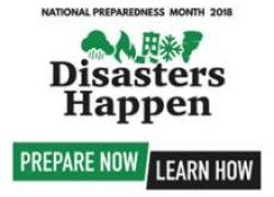 September is National Preparation Month